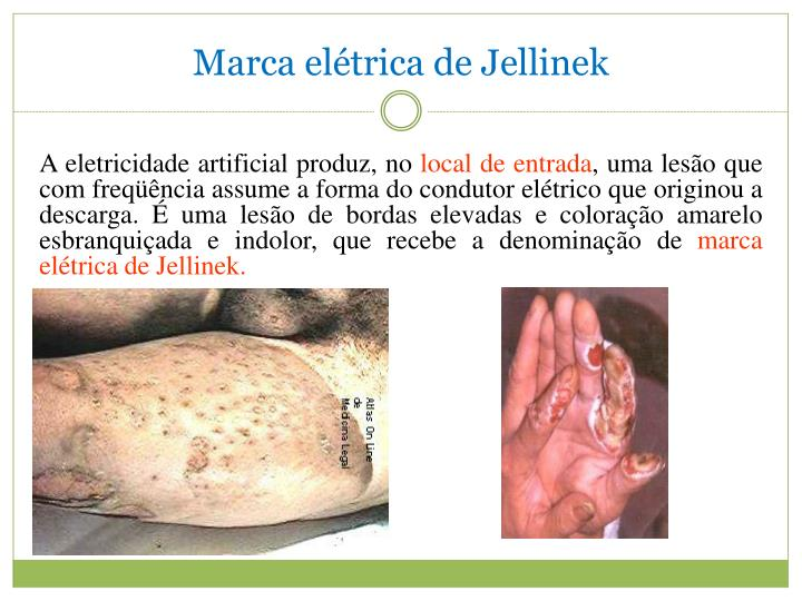 Marca elétrica de Jellinek