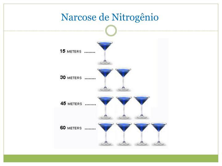 Narcose de Nitrogênio