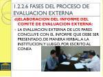 1 2 2 6 fases del proceso de evaluacion externa3
