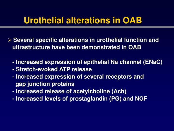 Urothelial