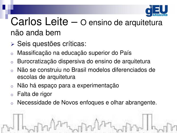 Carlos Leite –