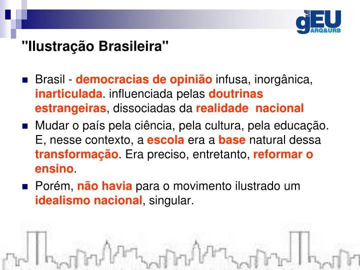 """""""Ilustração Brasileira"""""""