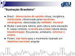 ilustra o brasileira