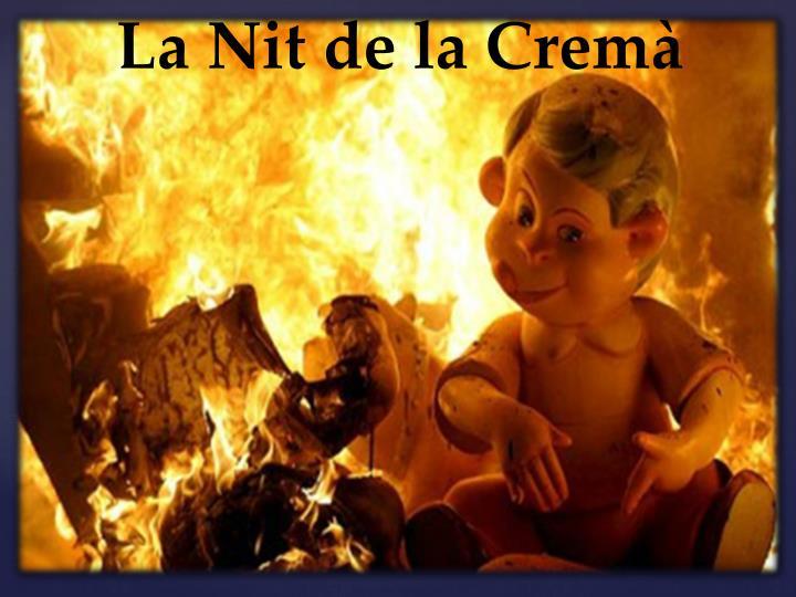 La Nit de la Cremà