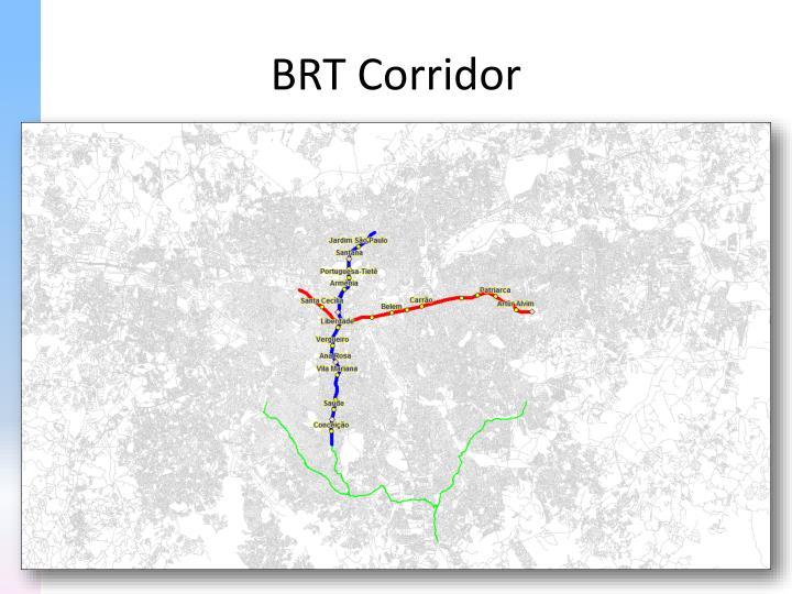 BRT Corridor