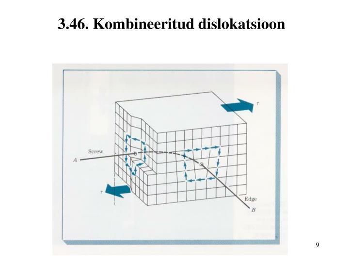 3.46. Kombineeritud dislokatsioon