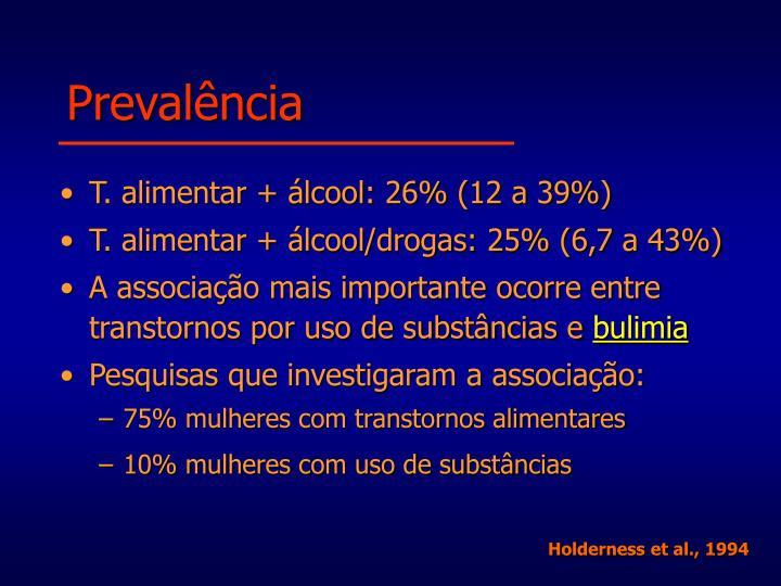 Prevalência