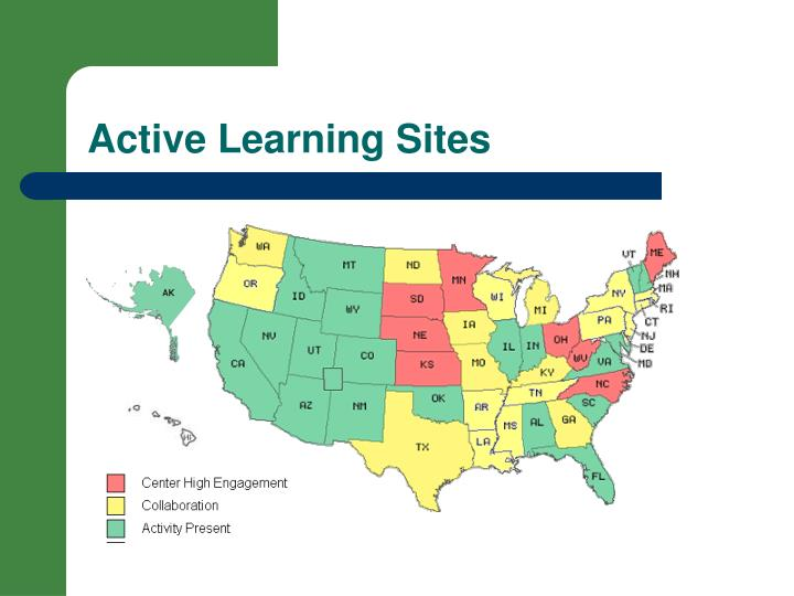Active Learning Sites