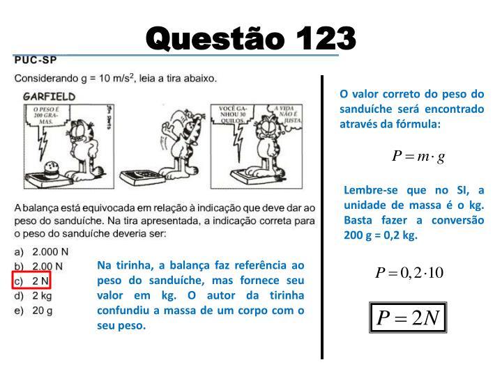 Questão 123