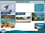 canyon cove1