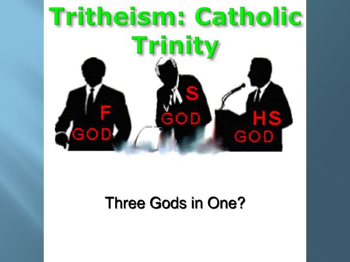 Tritheism: