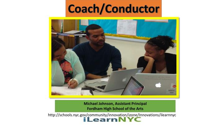 Coach/Conductor