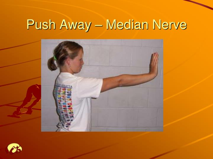 Push Away – Median Nerve