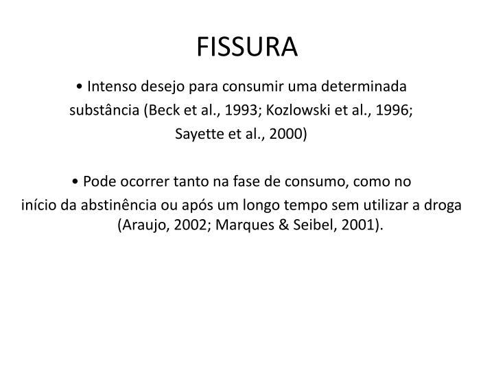FISSURA