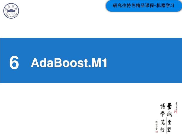 AdaBoost.M1
