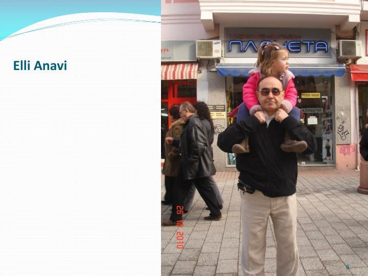 Elli Anavi