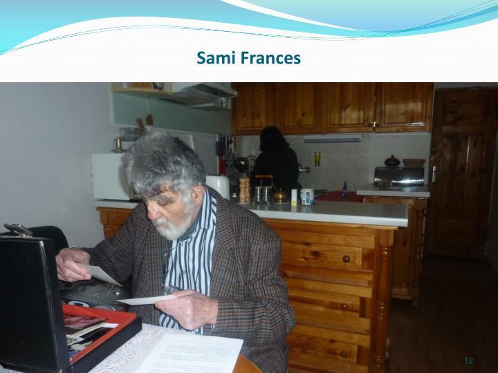 Sami Frances