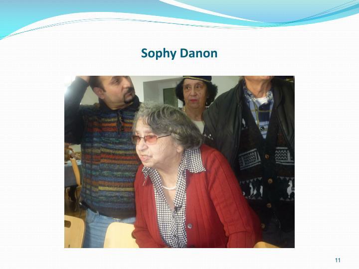 Sophy Danon