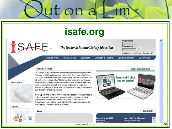 isafe.org