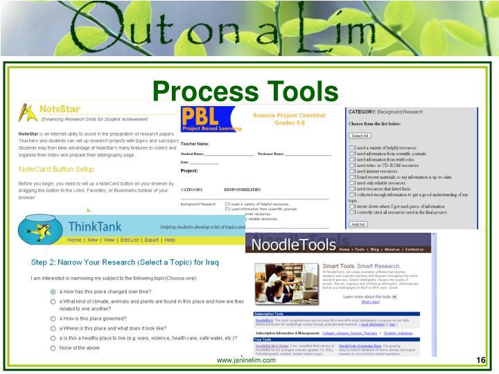 Process Tools