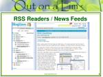rss readers news feeds