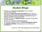 student blogs1