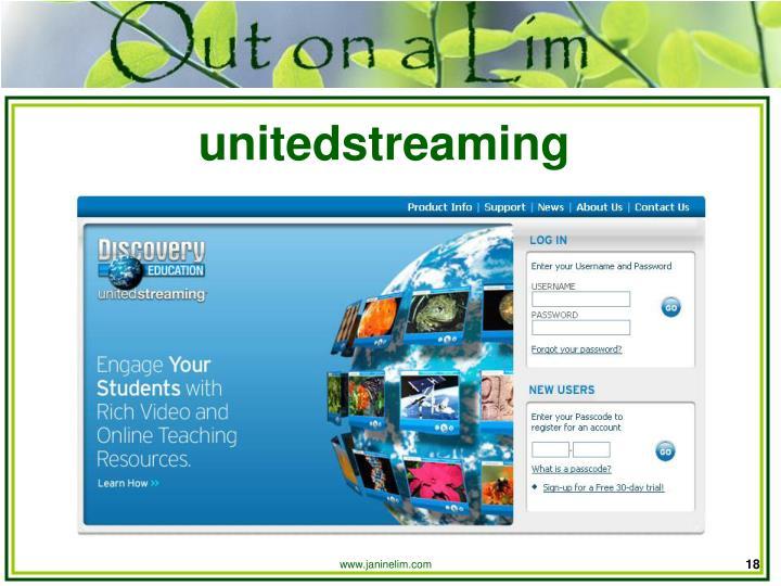unitedstreaming