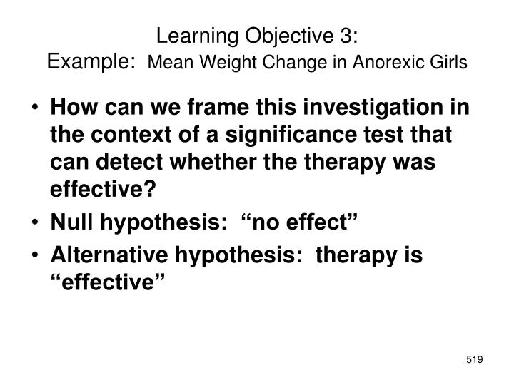 Learning Objective 3: