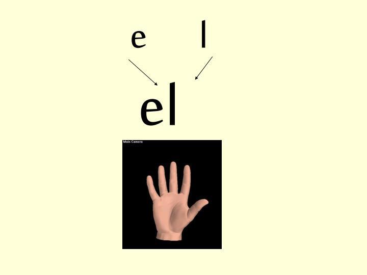 e       l