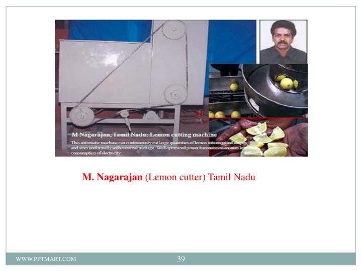 M. Nagarajan