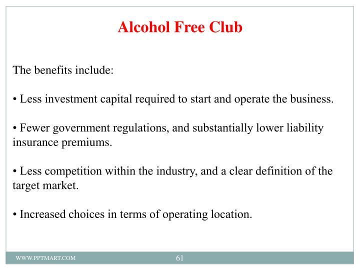 Alcohol Free Club