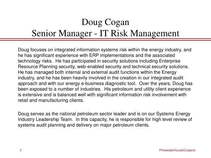 Doug Cogan