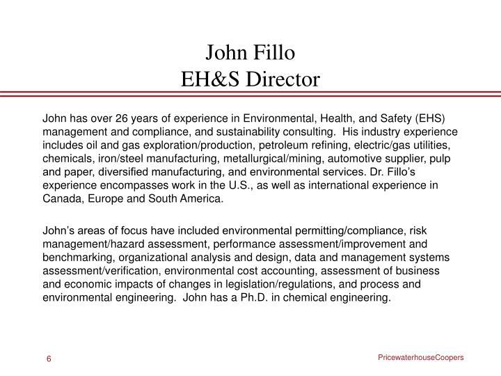 John Fillo