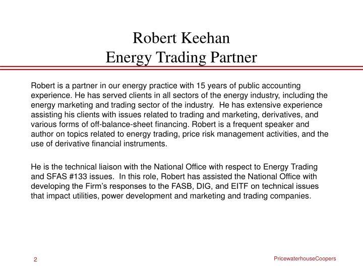 Robert Keehan
