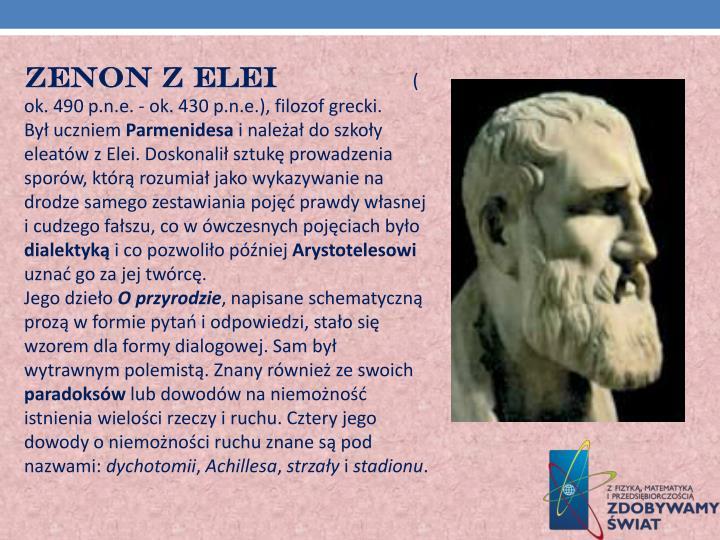 Zenon z Elei