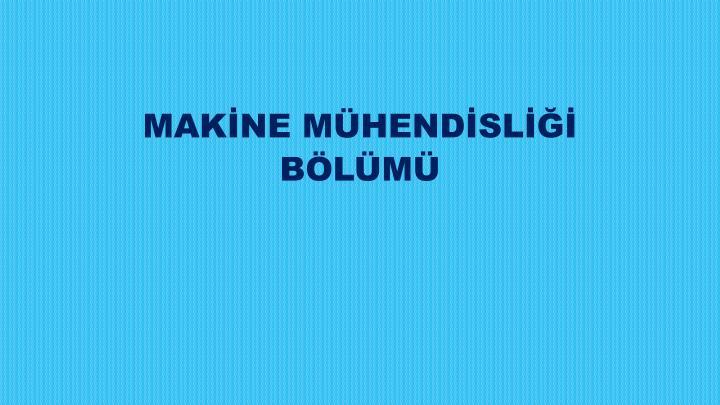 MAKNE MHENDSL
