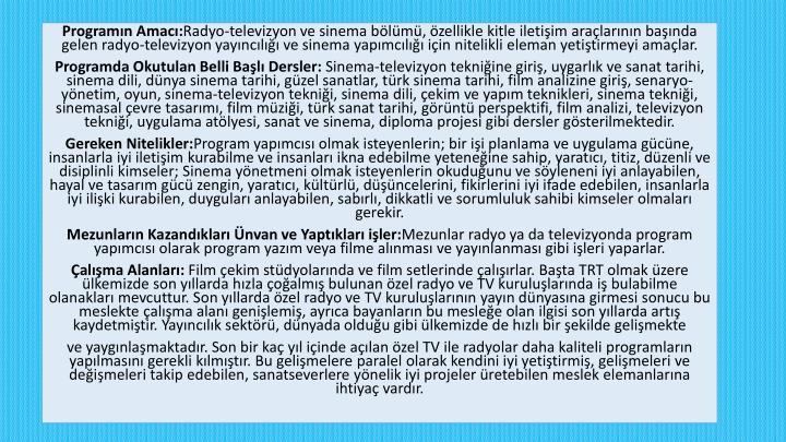 Programn Amac: