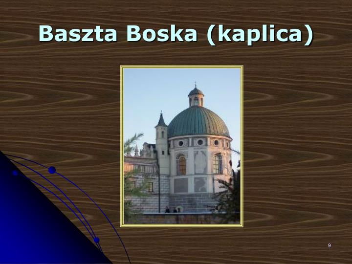 Baszta Boska (kaplica)