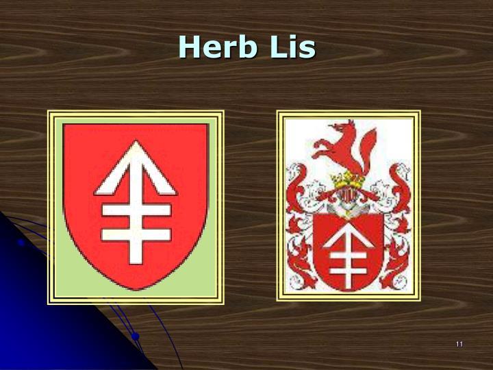 Herb Lis