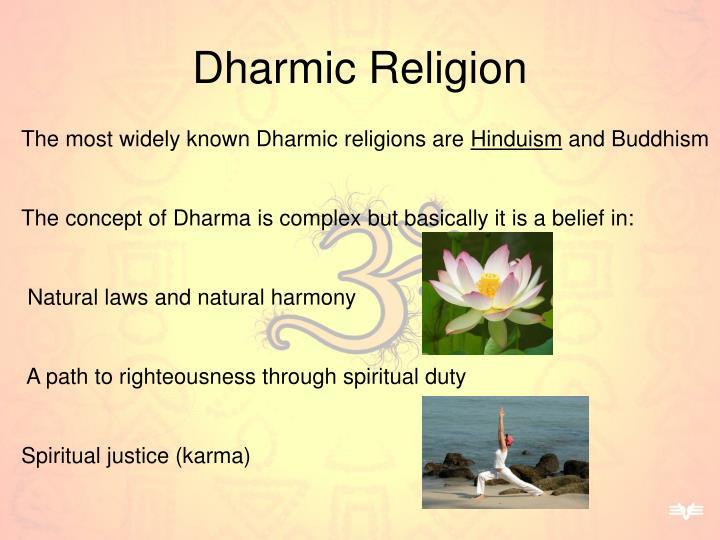 Dharmic Religion