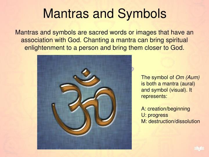 Mantras and Symbols