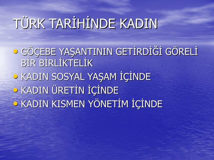 TRK TARHNDE KADIN