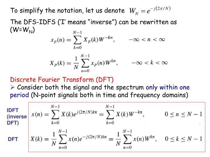 To simplify the notation, let us denote