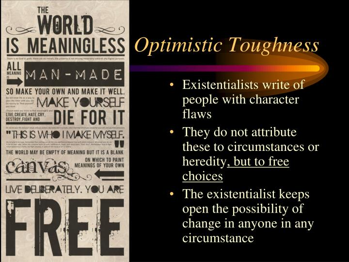 Optimistic Toughness