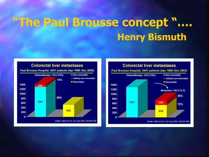 """The Paul Brousse concept"