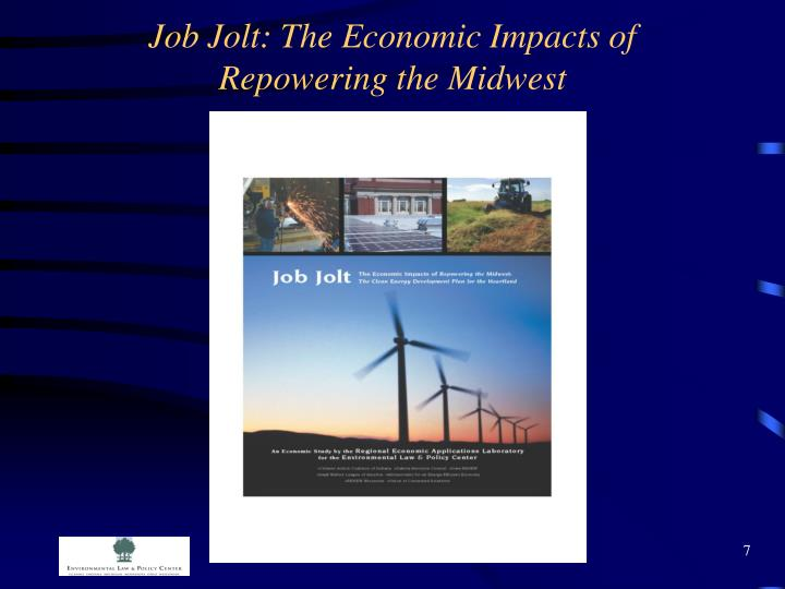 Job Jolt: The Economic Impacts of