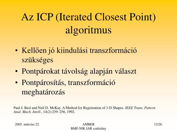 Az ICP (