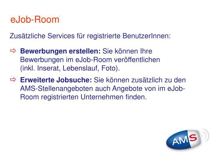 eJob-Room