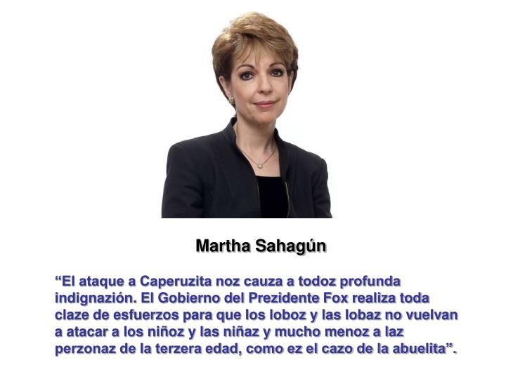 Martha Sahagn