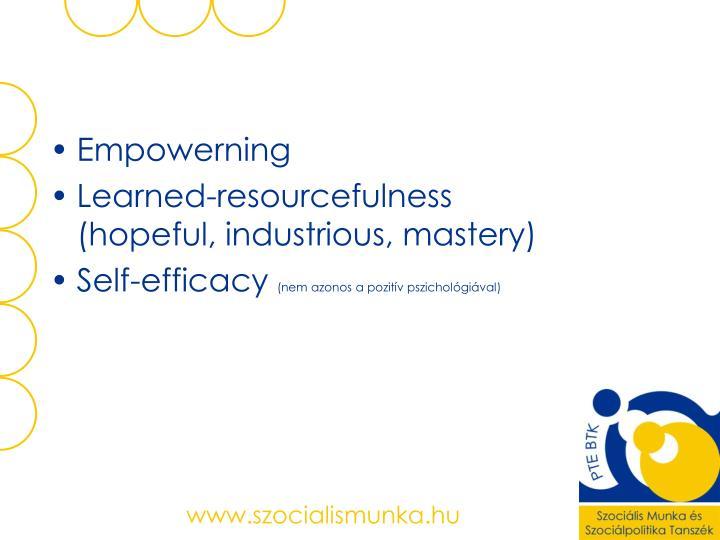 Empowerning